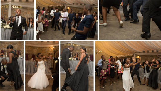 Mr. & Mrs. Mkandla's Dream Wedding at The Nesbitt Castle