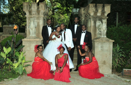 A Wedding of Sophistication – Mr. & Mrs. Nkala at The Nesbitt Castle in Bulawayo