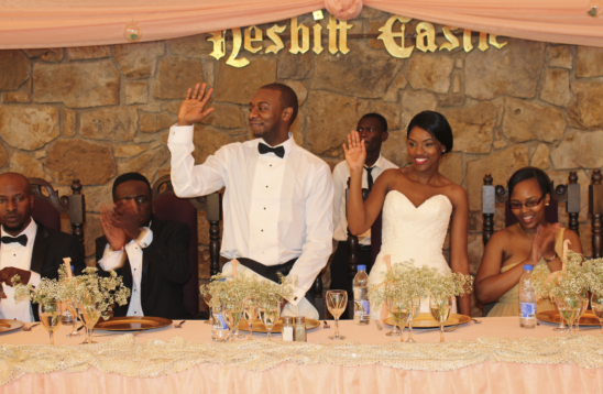 The Gorgeous Wedding of Mr. & Mrs. Mawire at The Nesbitt Castle